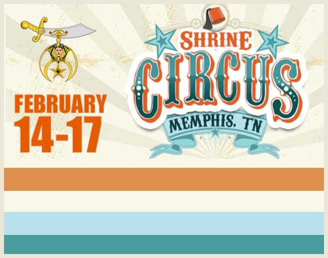 Al Chymia Shrine Circus – Agricenter Showplace Arena