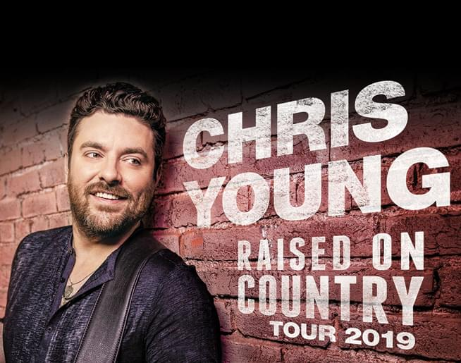 Chris Young – BankPlus Amphitheater