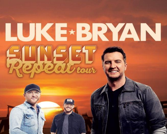 Luke Bryan – FedExForum