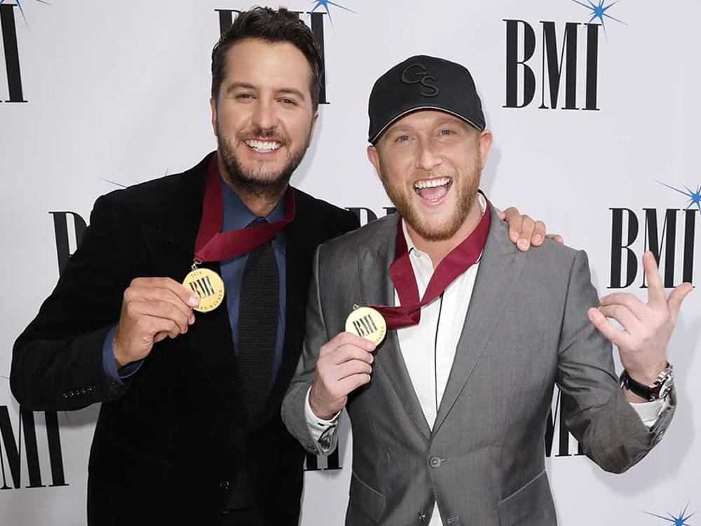"Luke Bryan Looks to Find Songwriting Magic With Cole Swindell on ""Sunset Repeat Tour"""