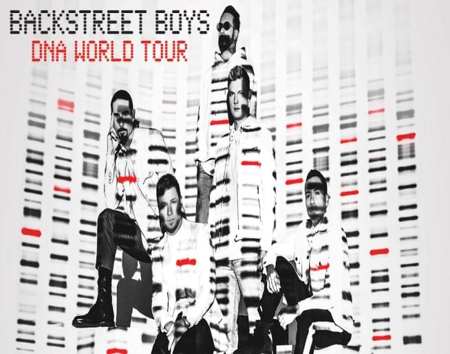 Backstreet Boys – FedExForum