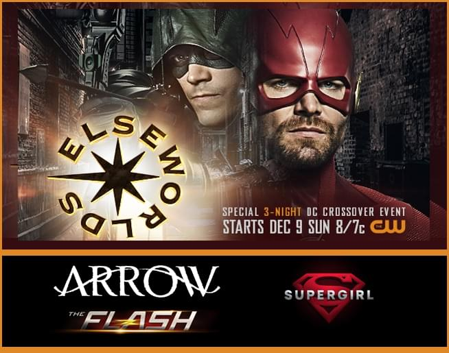 Elseworlds – CW's DC Superheo Crossover Event