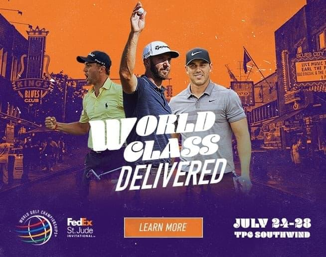 World Golf Championships – FedEx St. Jude Invitational at TPC Southwind