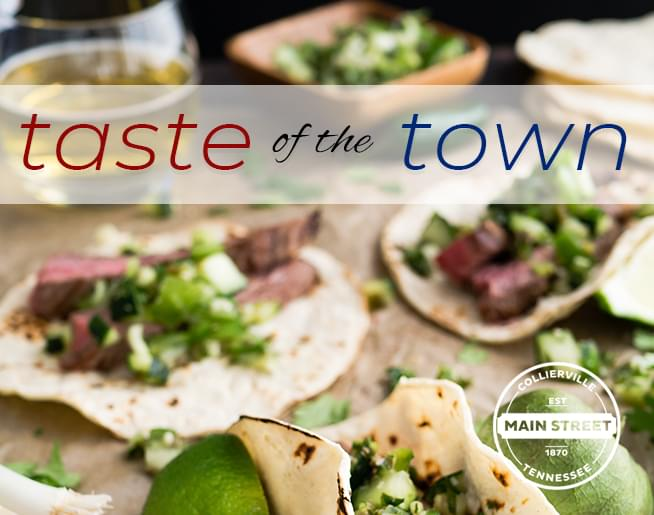 Taste of the Town – Collierville Town Square