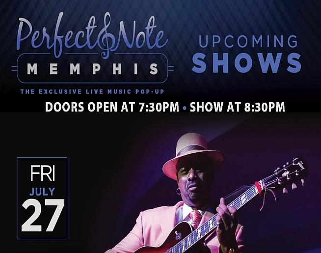 Perfect Note Memphis Pop-Up Show – The Guest House at Graceland