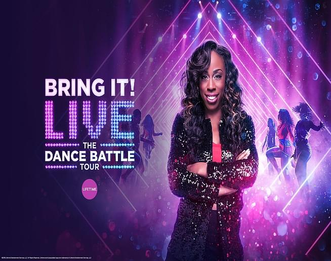 Bring It! Live – The Cannon Center