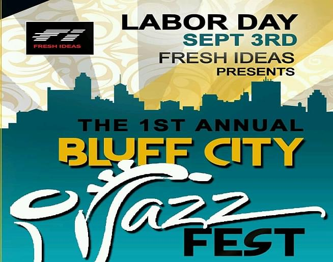 Bluff City Jazz Fest – Cannon Center