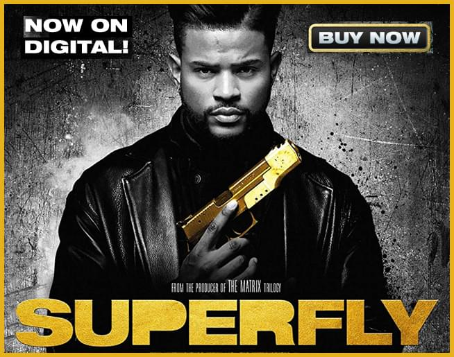 SUPERFLY – Get It On Blu-ray and DVD