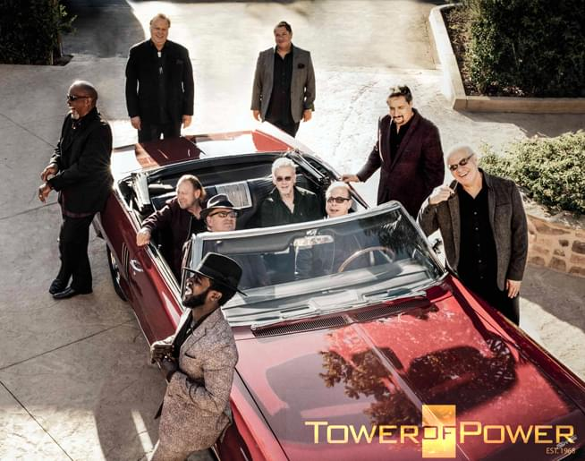 Tower of Power – Bluesville