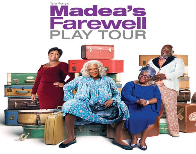 Tyler Perry's Madea's Farewell Play Tour – FedExForum