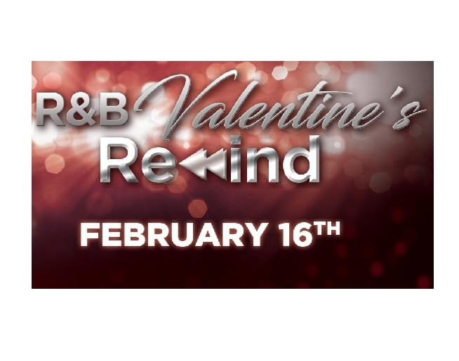 R&B Valentine's Rewind – Landers Center