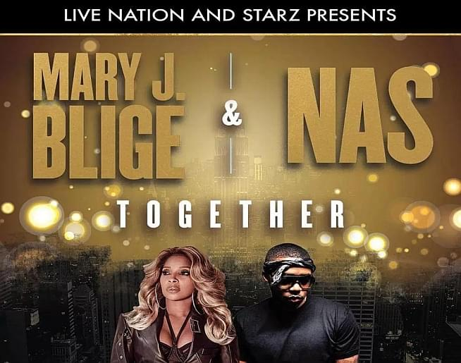 Mary J Blige and NAS – Tuscaloosa Amphitheater