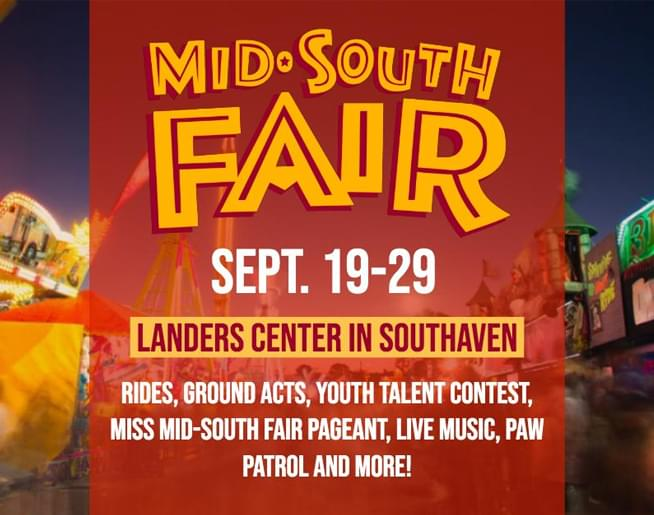 Mid-South Fair – Landers Center