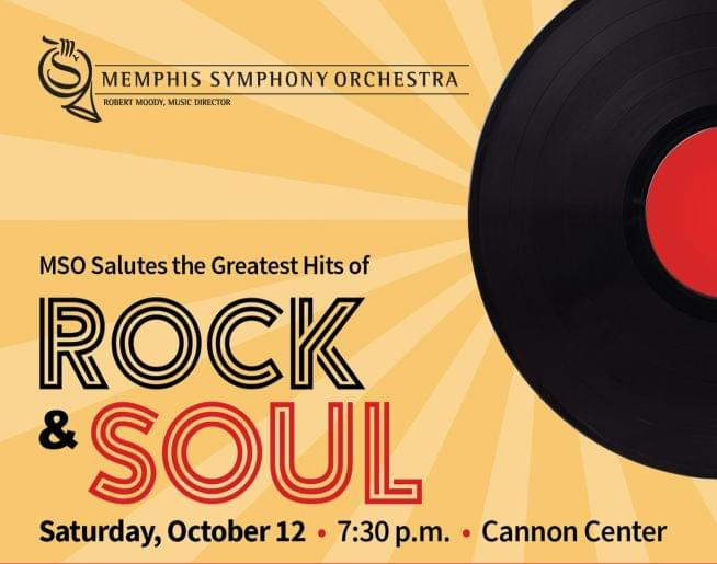 MSO Salutes the Greatest Hits of Rock & Soul – Canon Center