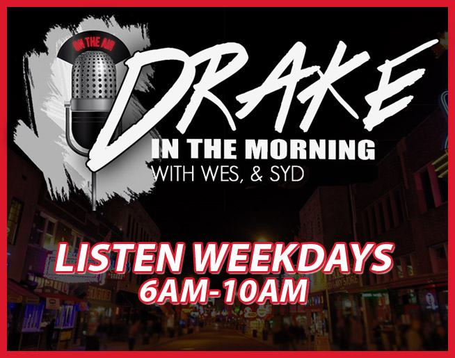 The Drake Hall Show with Drake, Wes & Syd