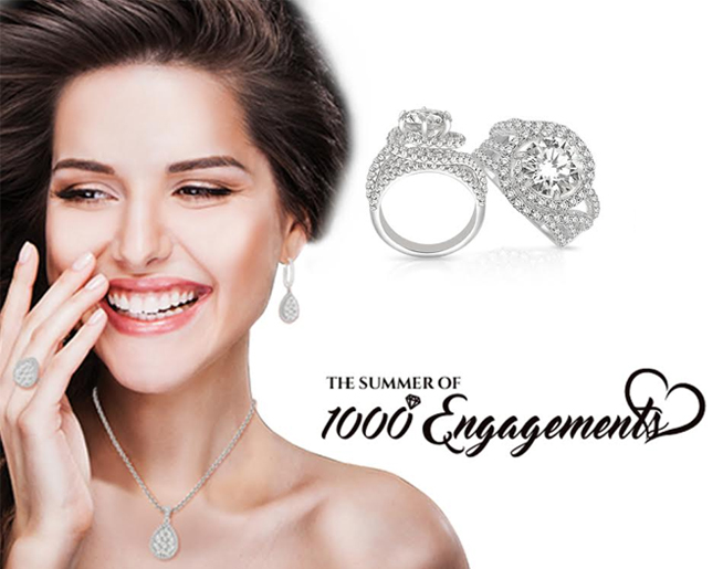 The Summer of 1000 Engagements – Robert Irwin Jewelers