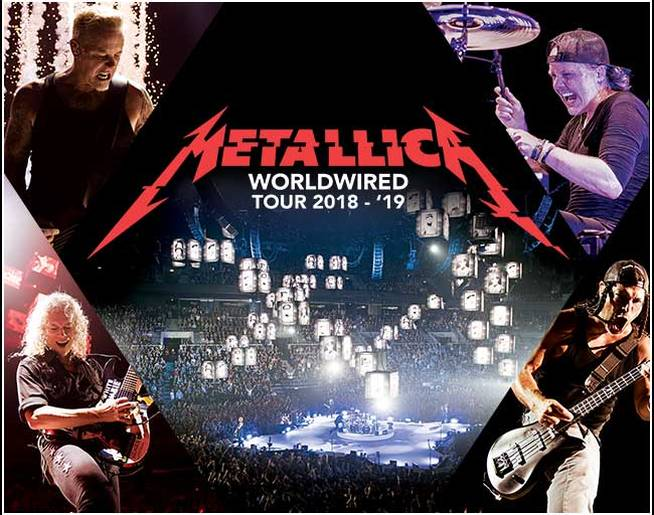 Metallica – Verizon Arena