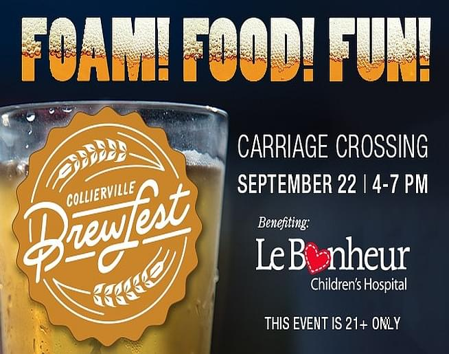 Collierville Brewfest – Carriage Crossing