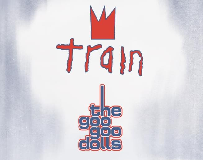 Train and Goo Goo Dolls – BankPlus Amp