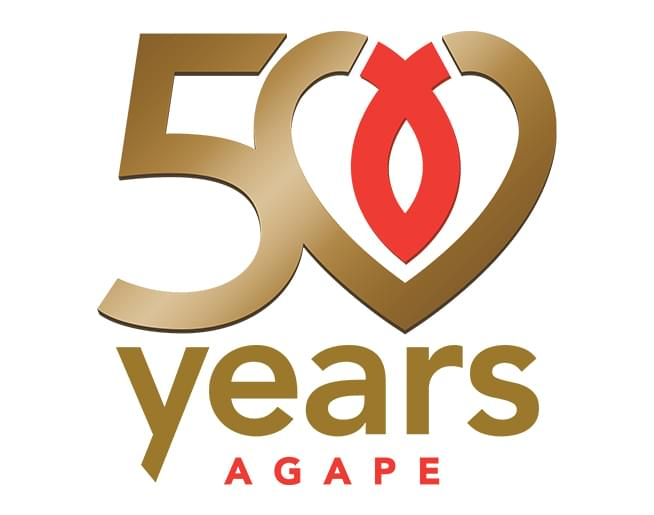 Agape – Donate Now