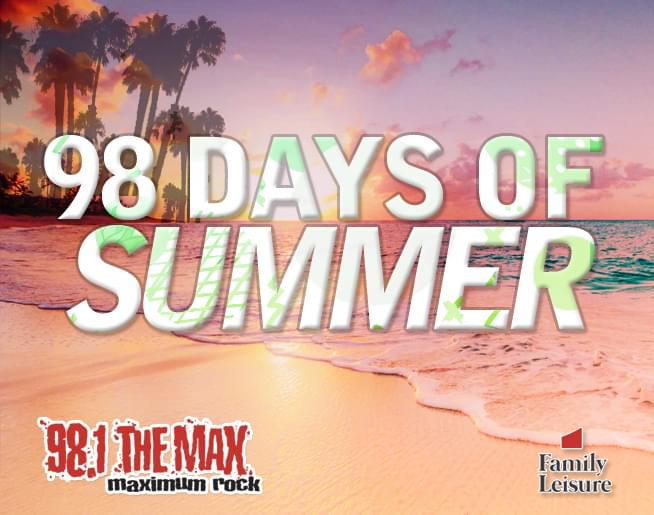 98 Days Of Summer – Family Leisure