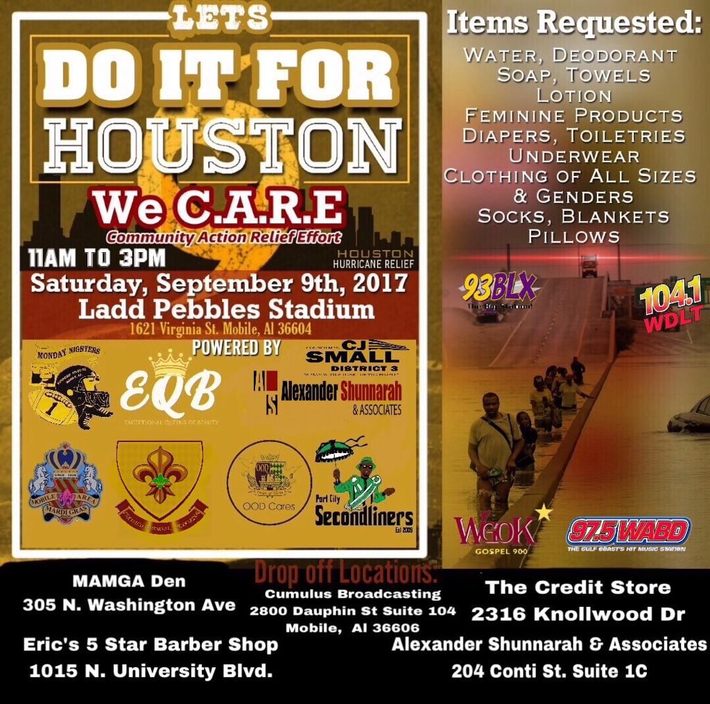 MOBILE LET'S DO IT FOR HOUSTON