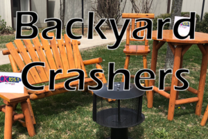 CK Backyard Crashers!
