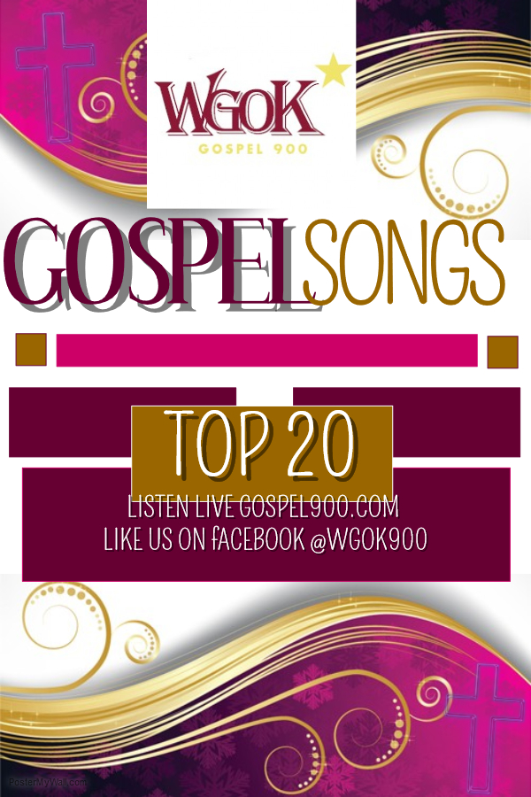 Wgok S Top 20 Songs Wgok Am