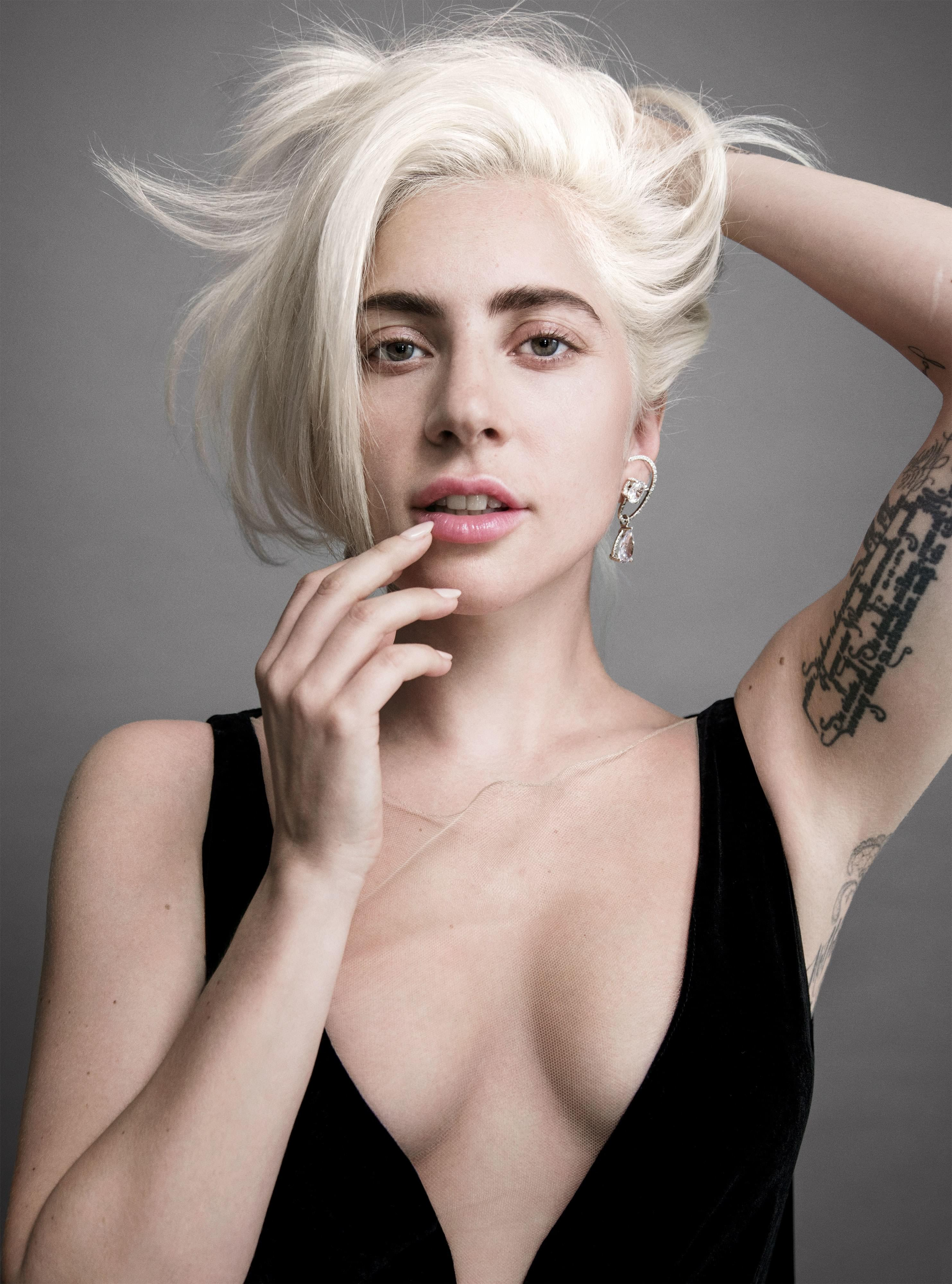 Lady Gaga Graces October Cover of Vogue and Talks Movie Role and New Music Coming Soon