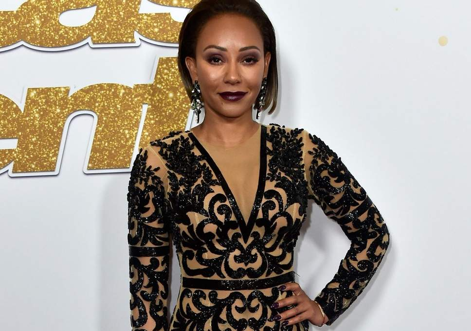 Scary Injury to Mel B Leaves her Broken Ribs and Severed Hand