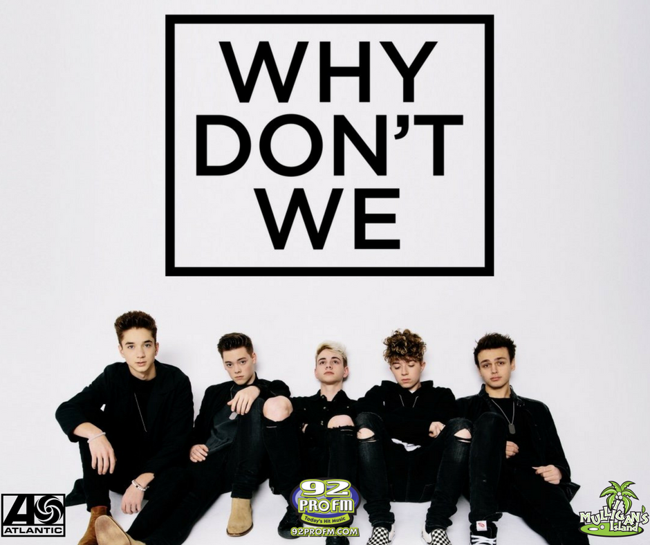 Which Why Don't We Member is your soulmate? Take the Buzzfeed Quiz!