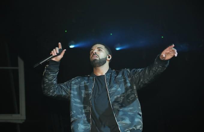 Drake Readies for a Las Vegas Residency