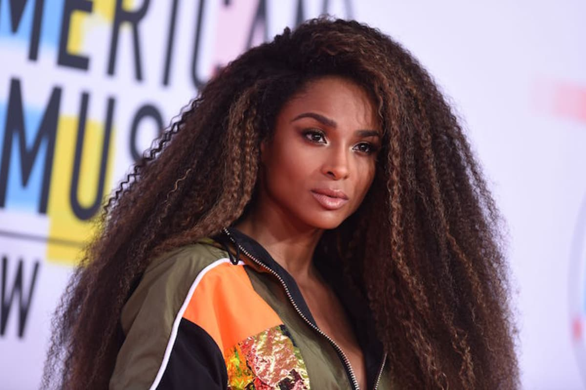 Ciara Removes R. Kelly Collaboration From Streaming and Retail Platforms