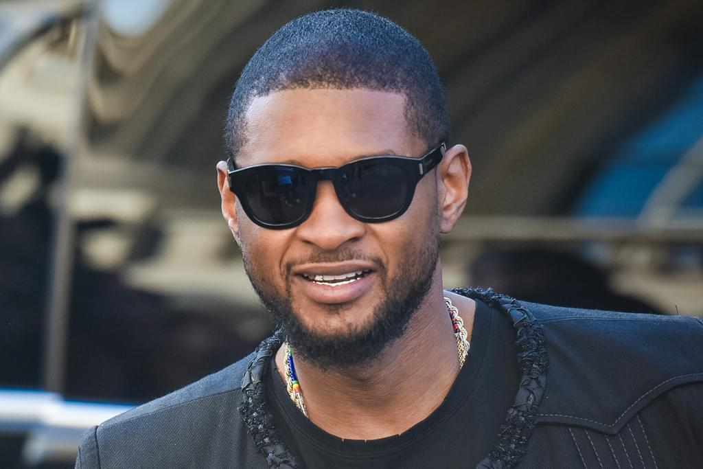 Usher Escapes Studio Robbery and Shoot Out