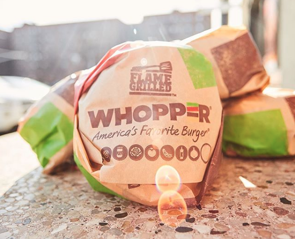 Montgomery is one of 3 in the country to sell new BK Impossible Whopper