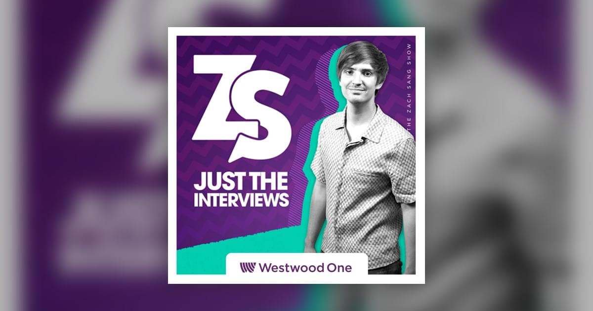 PODCAST – Zach Sang: Just The Interviews
