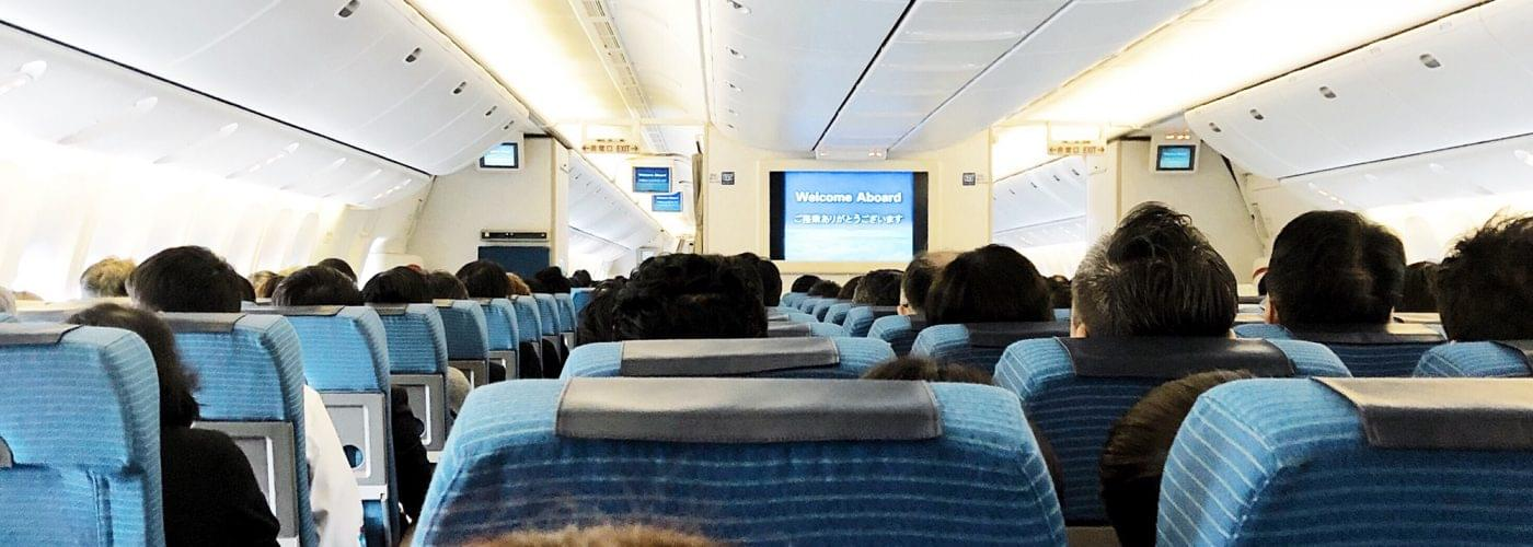 YUCK! Man CAUGHT Doing Something Gross on a Plane and Twitter Is Disgusted