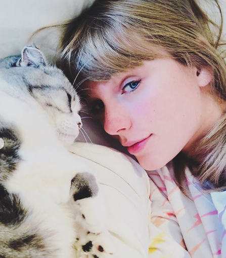 Taylor Swift, Jennifer Hudson Go Behind-The-Scenes Of 'Cats' In New Video