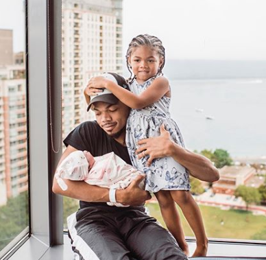 Chance the Rapper Postpones Tour Following Birth of Second Daughter