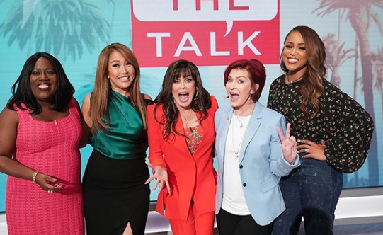 Sharon Osbourne Unveiled Her New Face Yesterday