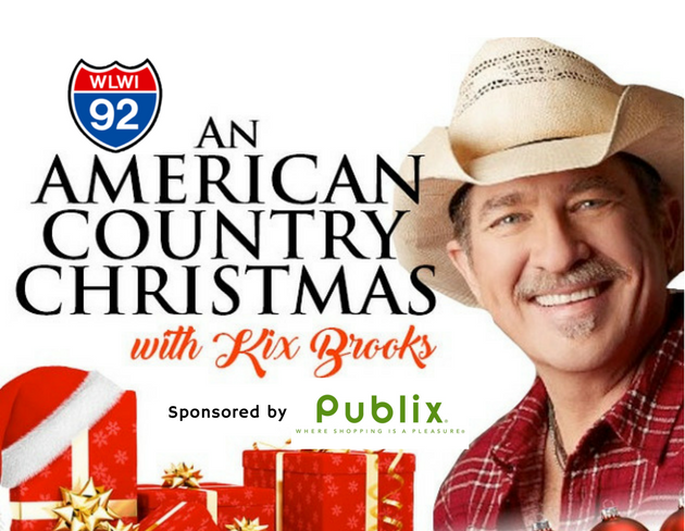 Celebrate the Holidays with an I-92 Country Christmas | WLWI-FM