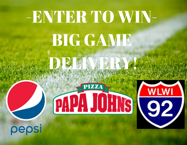 Let Us Deliver to Your Big Game Party – Enter to Win