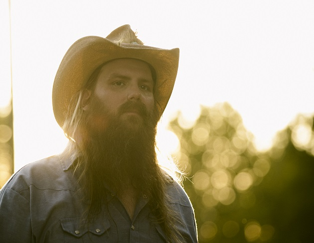 Chris Stapleton's All American Road Show Is Coming This Fall