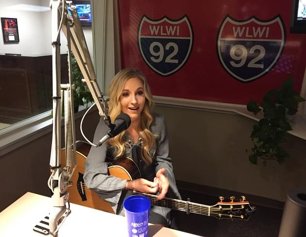 "I-92 Up Close and Country: Jessie Chris on Bullying and Performs ""One More"" [VIDEO]"