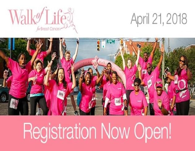 Montgomery Walk of Life 5K to Fight Cancer – Register Now
