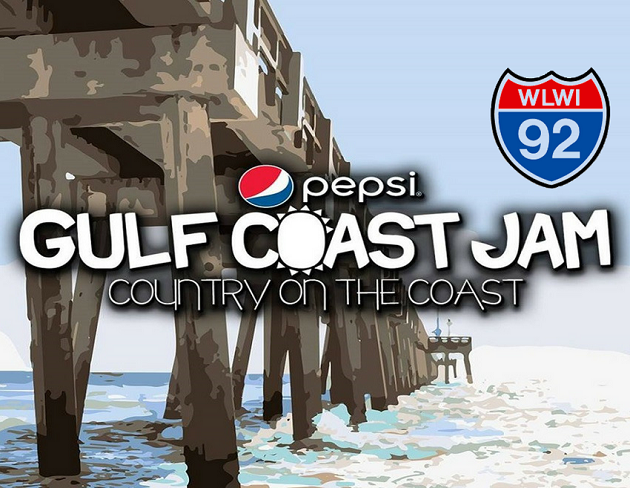 Pepsi Gulf Coast Jam Full Lineup Announced
