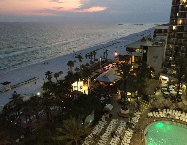 See Greg's Totally Awesome Holiday Inn Resort PCB Photo Album