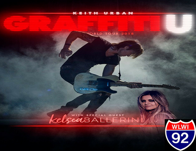 Keith Urban and Kelsea Ballerini at Tuscaloosa Amphitheater [WIN TICKETS]