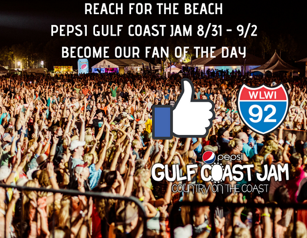 Here's How to Win Our Last Pepsi Gulf Coast Jam Tickets