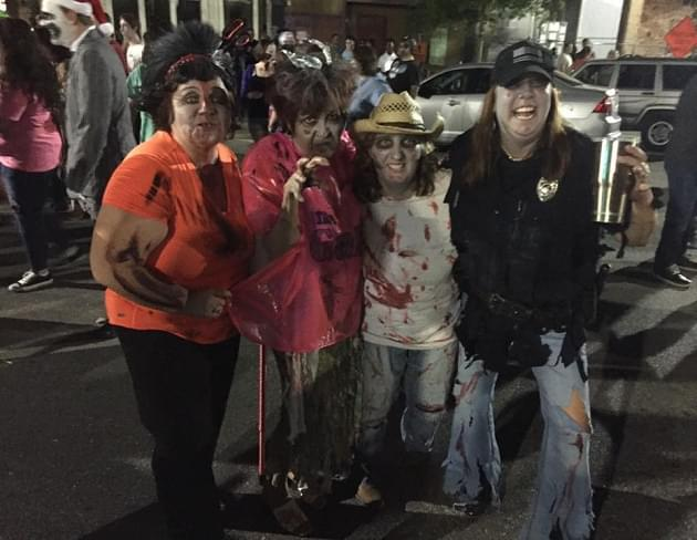 8th Annual Montgomery Zombie Walk and Prom Happening Friday Night